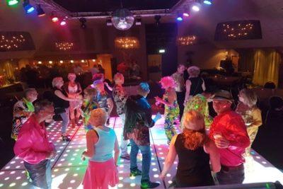 70s & 80s party in Assen