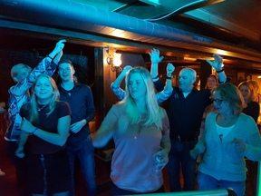 Disco feest on Schoonoord
