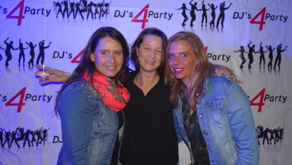 90s party in Amerongen