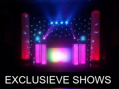 Exclusieve dj shows