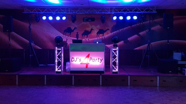 Swingend feest organiseren – Klassiekers over de Speakers