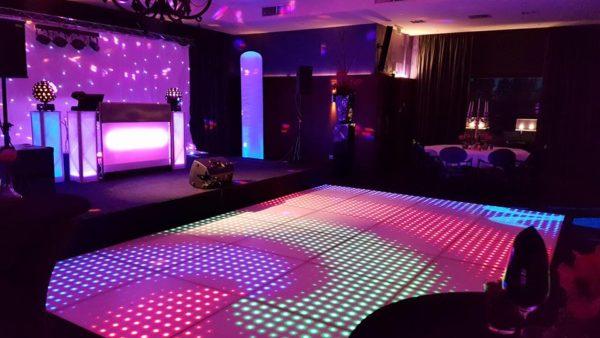 Verlichte dansvloer – Wel of geen publiekstrekker?