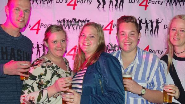 DJ voor een bedrijfsfeest
