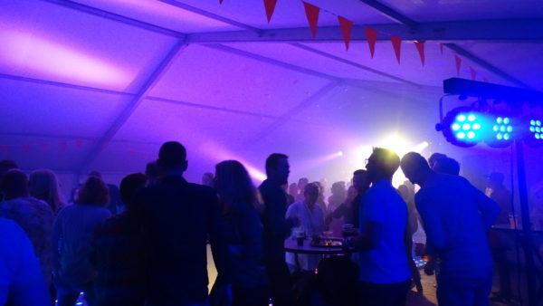 DJ boeken bedrijfsfeest