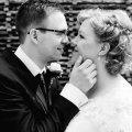 Goede recensie bruidspaar