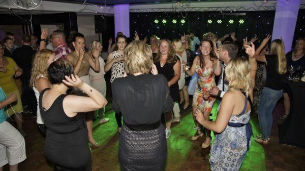 Feesten met een bruiloft DJ