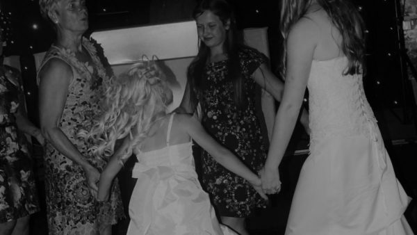 Huwelijksfeest in Overijssel