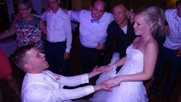 Foto's bruiloft Herman en Eline