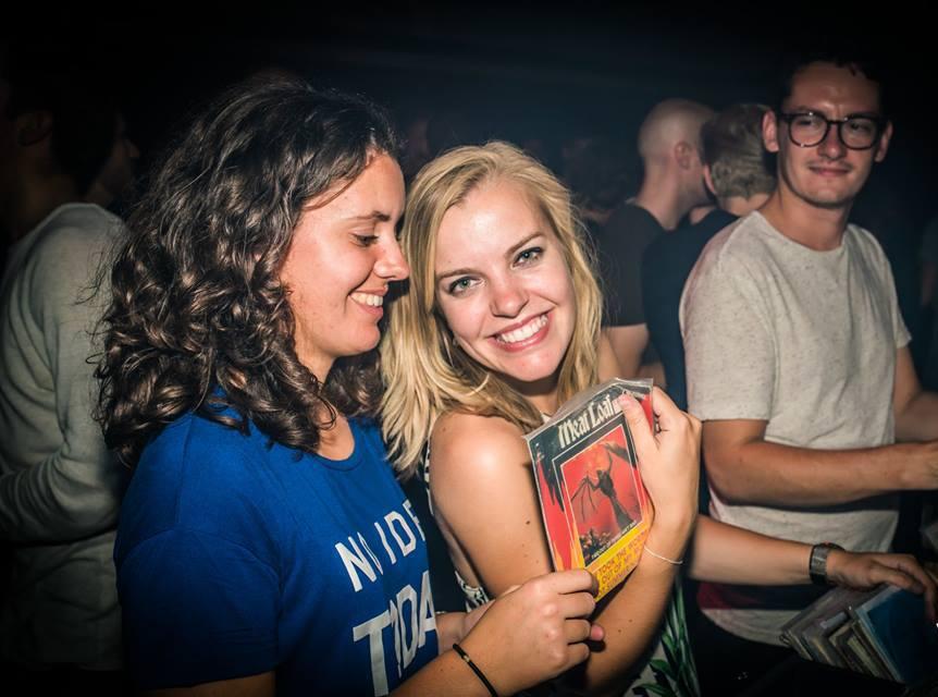 Vinyl party