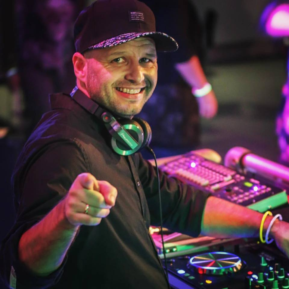 DJ Gerard voor een feest