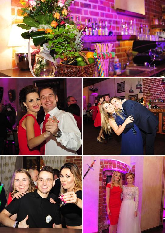 Foto's van een feest