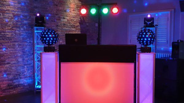 DJ Luxe Show € 495,00