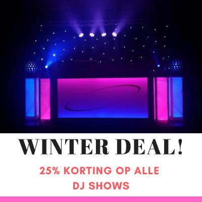 winter koritng dj show