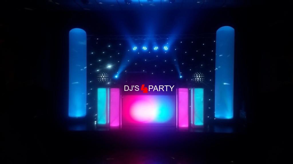dj show voor bruiloften