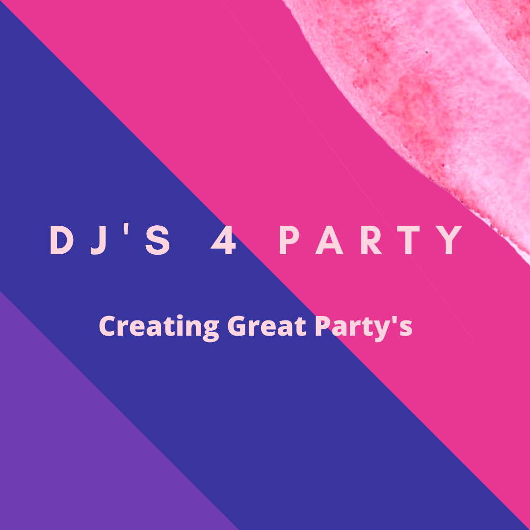 Banner DJ's 4 Party