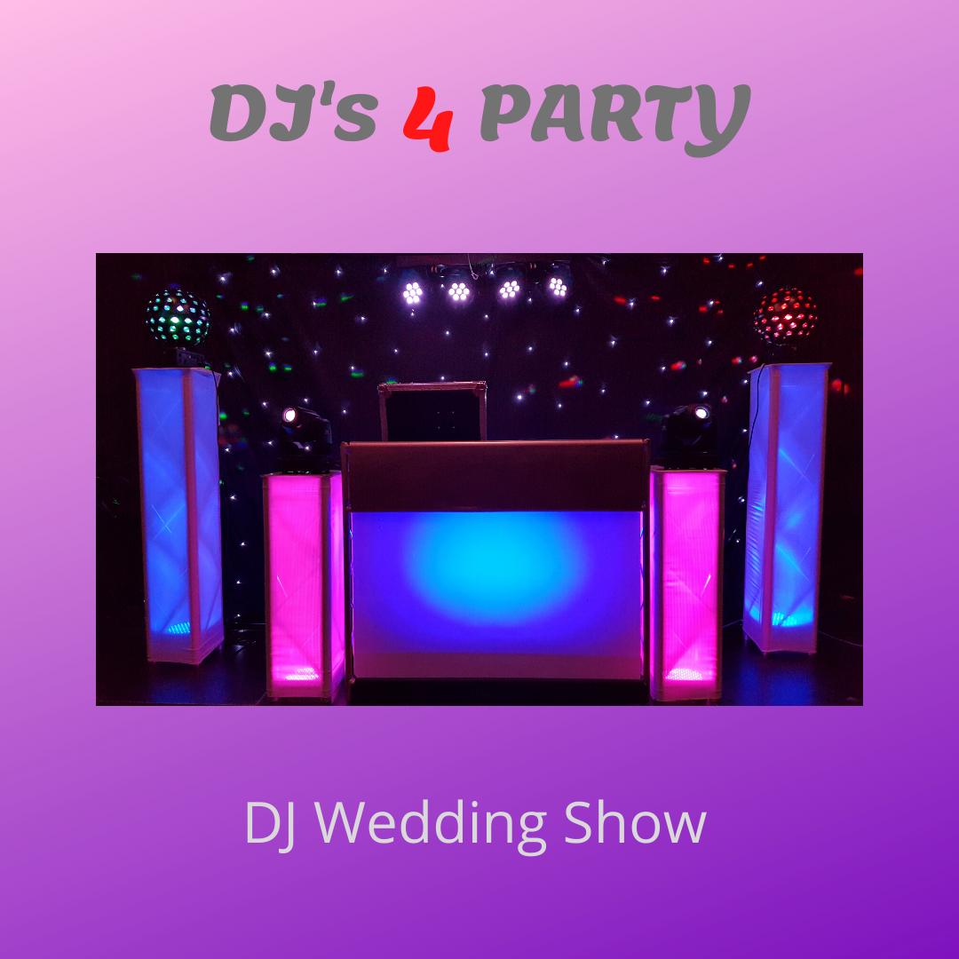 Drive in show voor een bruiloft