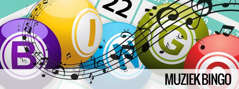 Muziekbingo voor feesten